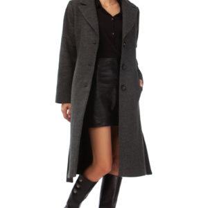FARDOULIS Black leather boots