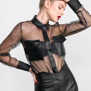 See-through shirt, misantra, μισαντρα