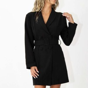 Blazer dress, misantra fashion